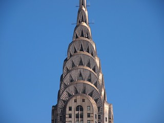 Detail of Chrysler building (New York, USA 2012) | by paularps
