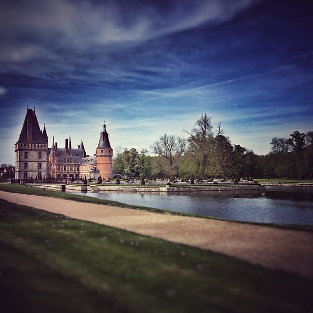 Maintenon #castle #french #classy #style #france