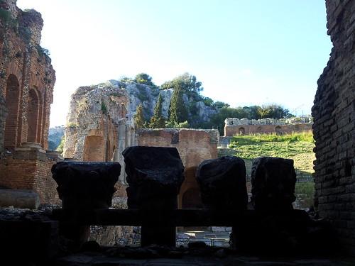Teatro greco Taormina (2) | by that'Sicilia!