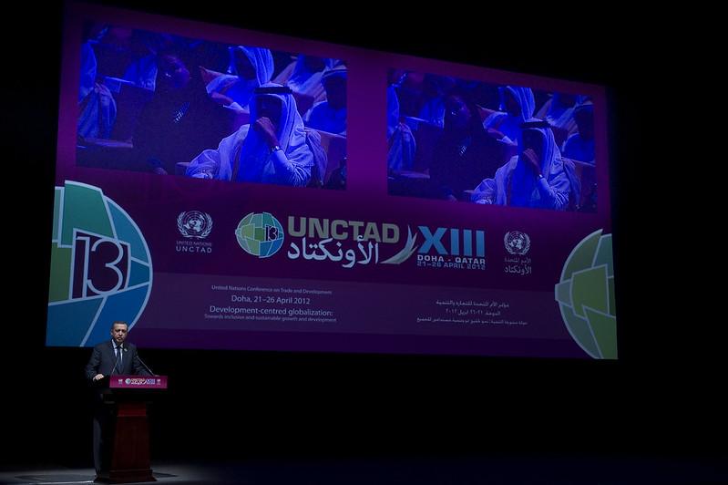 UNCTAD XIII Opening Ceremony