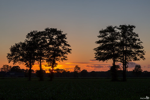 Sunset Wekerom | by BraCom (Bram)