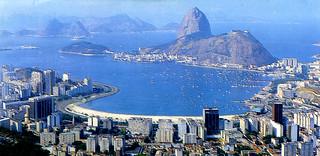 Rio de Janeiro from Corcovado (Postcard)