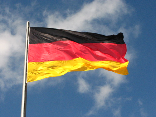 German flag | by fdecomite