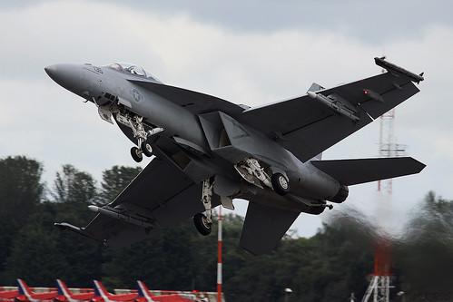 Boeing F/A-18F Super Hornet RIAT 2012 | by stu norris