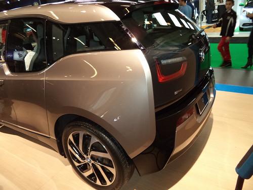 2015 BMW I3 rear Photo