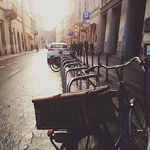parked-bike | by Bayu Idham