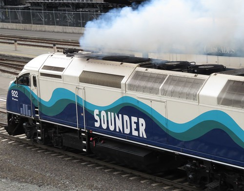 Sound Transit Sounder #922 MP40PH-3C