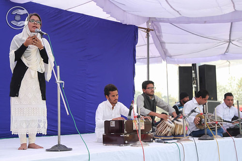 Devotional song by Amarpali Chaudhary from Delhi