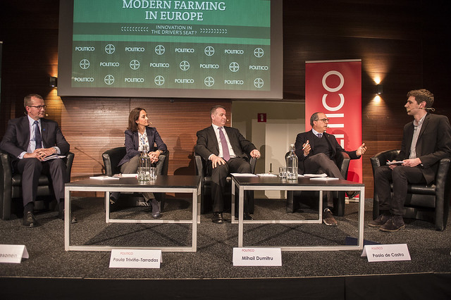 2017-03-07 - Modern Farming in Europe: innovation in the driver's seat?