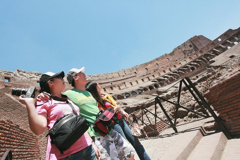義大利自助旅行 Day 2(抵達永恆之都 – 羅馬)