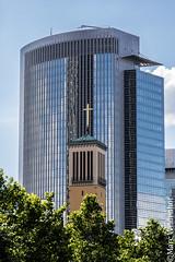 Highrise / Skyline / Hochhaus - Frankfurt am Main