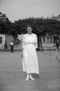Berit Wallenberg in Travemünde, Germany