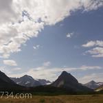 Meadows in Many Glacier