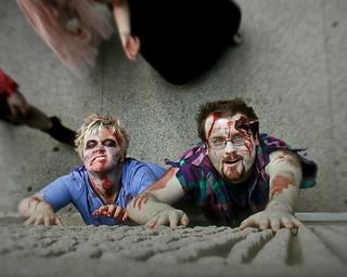 Chicago Zombie Walk 2012
