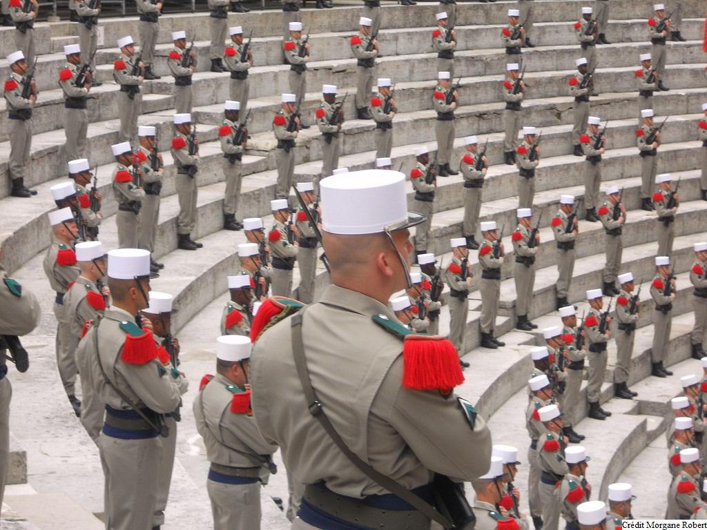 Camerone : La Légion Etrangère fête Camerone