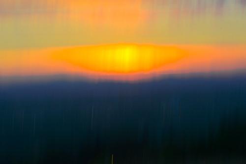 sunset utah nikon greatsaltlake summerevening icm intentionalcameramovement karenandmc weternsky
