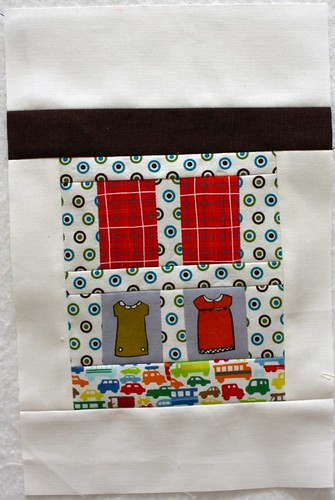 Wonky Quilt Bee - July | by Quilt. Knit. Share.