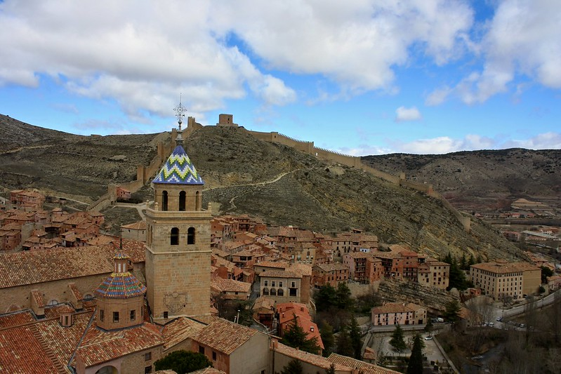 Albarracín, March 2014