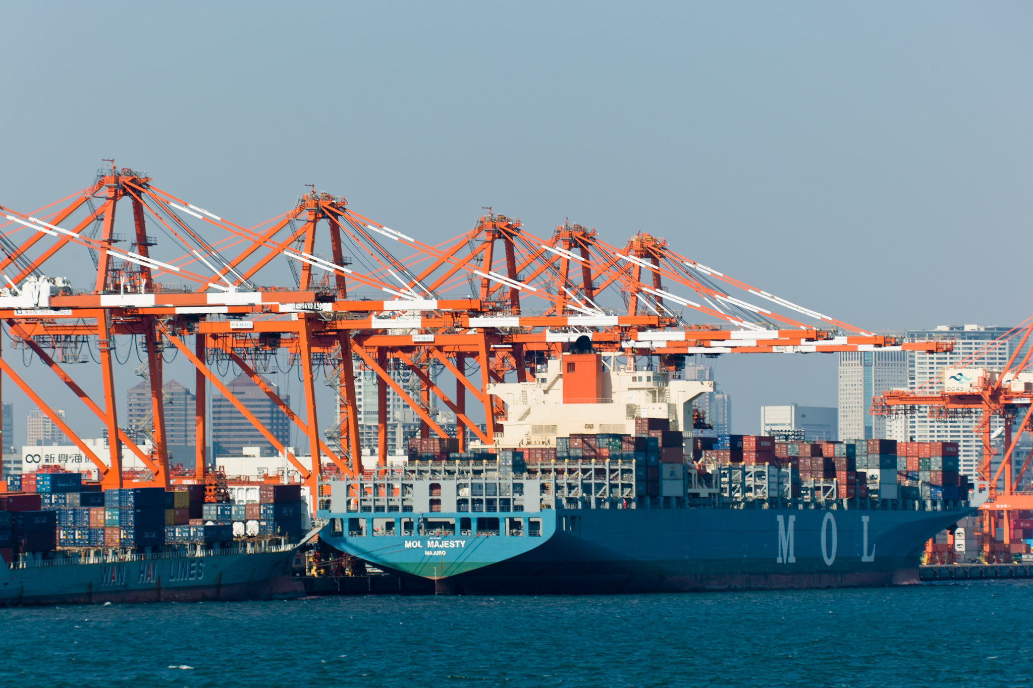 TICT Tokyo International Container Terminal