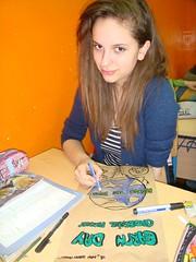 Primary school Ivan Goran Kovacic_Sl Brod: Bernarda