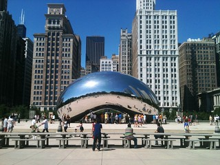 The Bean Chicago | by Vancour