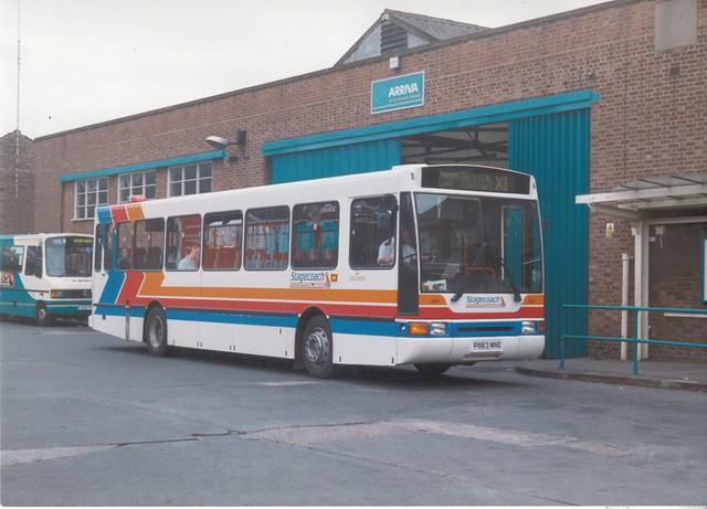883 -  P883 MNE   Stagecoach Manchester