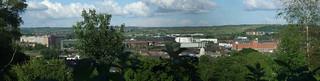 Stoke-on-Trent University Quarter - panorama | by Futurilla