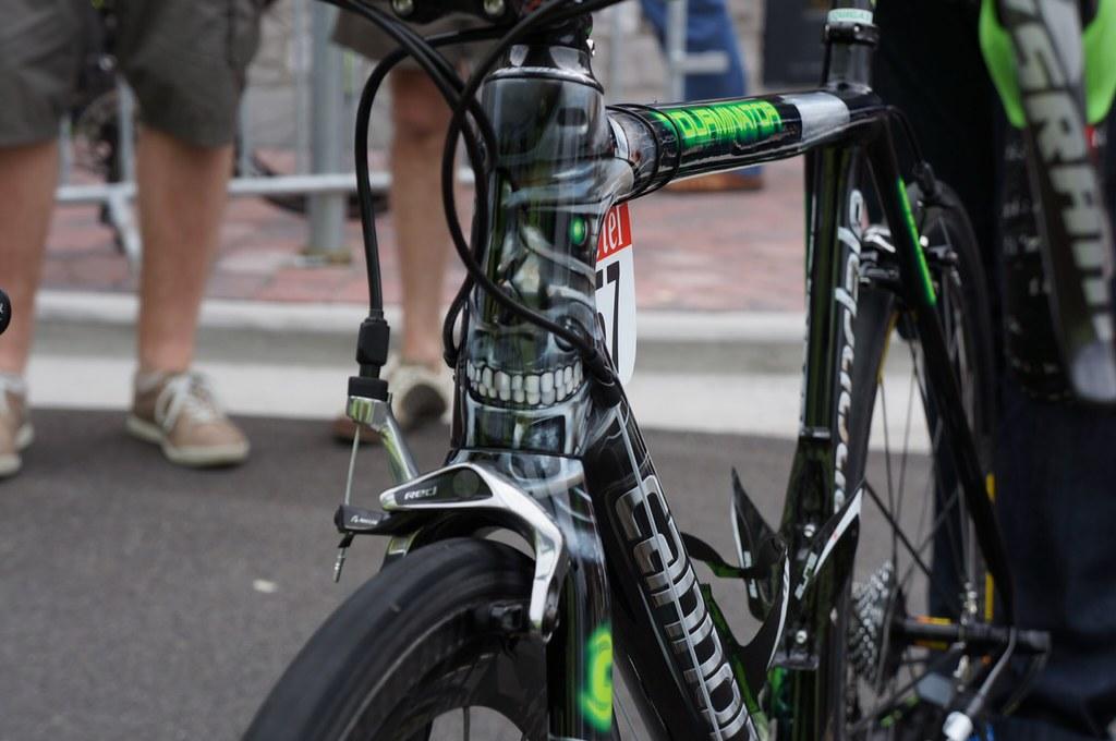 303dbdf0680 ... Liquigas-Cannondale - SuperSix Evo - Peter Sagan - Tourminator -  Special paint job2