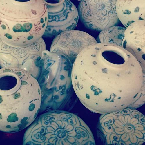 15 c. shipwreck pottery   by sarahwulfeck