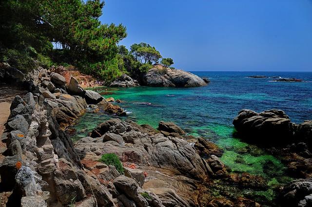 Platja d'Aro (Costa Brava) - (On Explore at #172 on 2012-07-16)