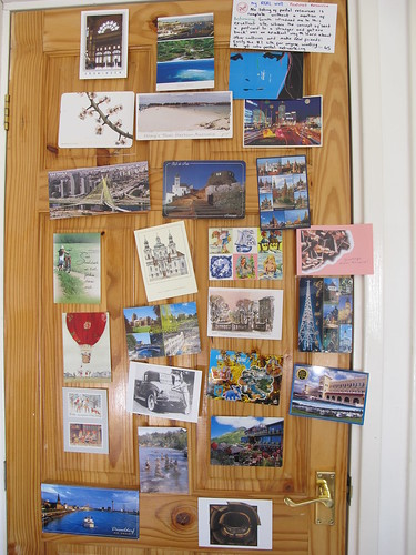 Featured resource - Postcrossing | by andytgeezer