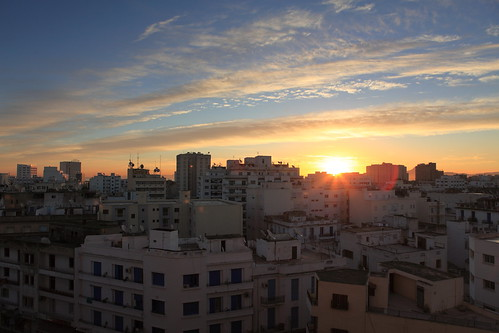 travel sunrise tunisia
