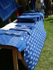 2007. augusztus 18. 12:49 - 26. Mesterségek Ünnepe - kékfestés