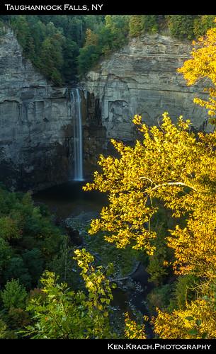 newyork water sunrise waterfall falls taughannockfalls mygearandme