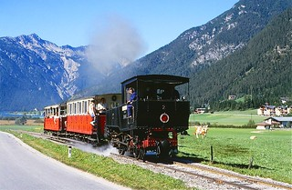 Achensee Bahn No.2 Maurach 9.85 | by George of Dufton