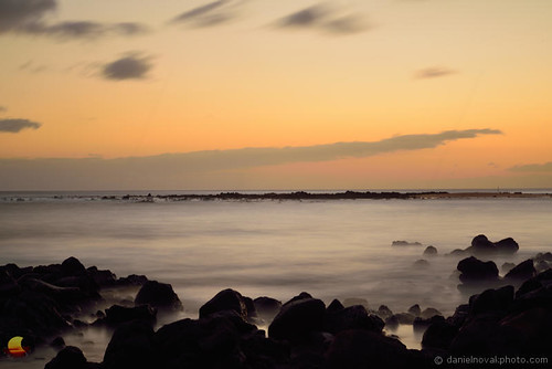 koloa hawaii unitedstates poipu hi shoreline coast coastline longexposure lava rocks tropical island atmosphere quiet peaceful colors motion blur nikon d600 travel photography vacation destination warm light nature landscape etbtsy