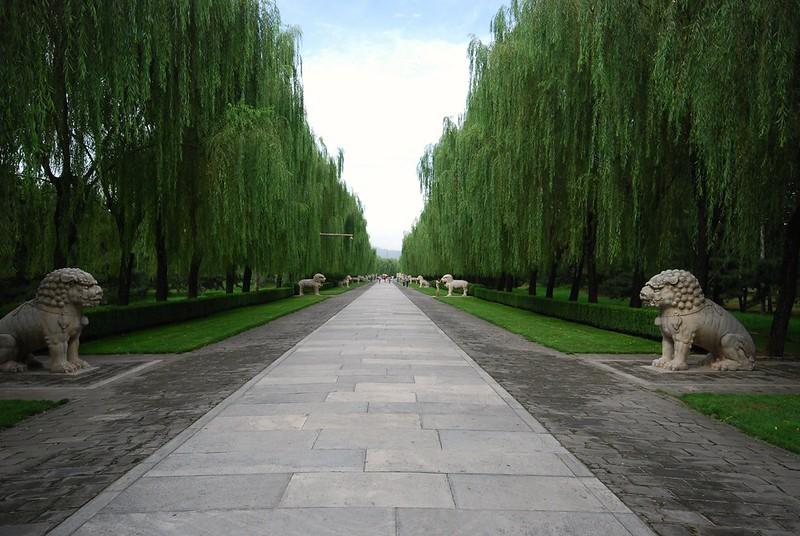 DSC_0068 Pechino - Cina, tombe dei Ming