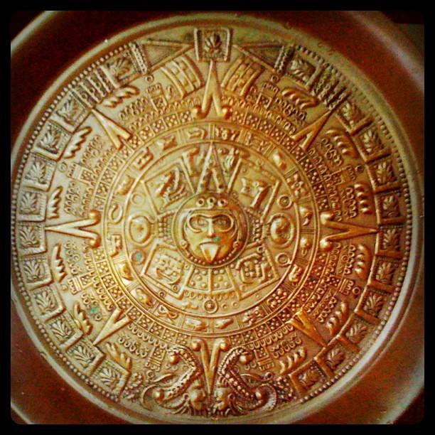 Calendario Solar Maya.El Haab Como Le Llamaban Los Mayas O El Calendario Solar