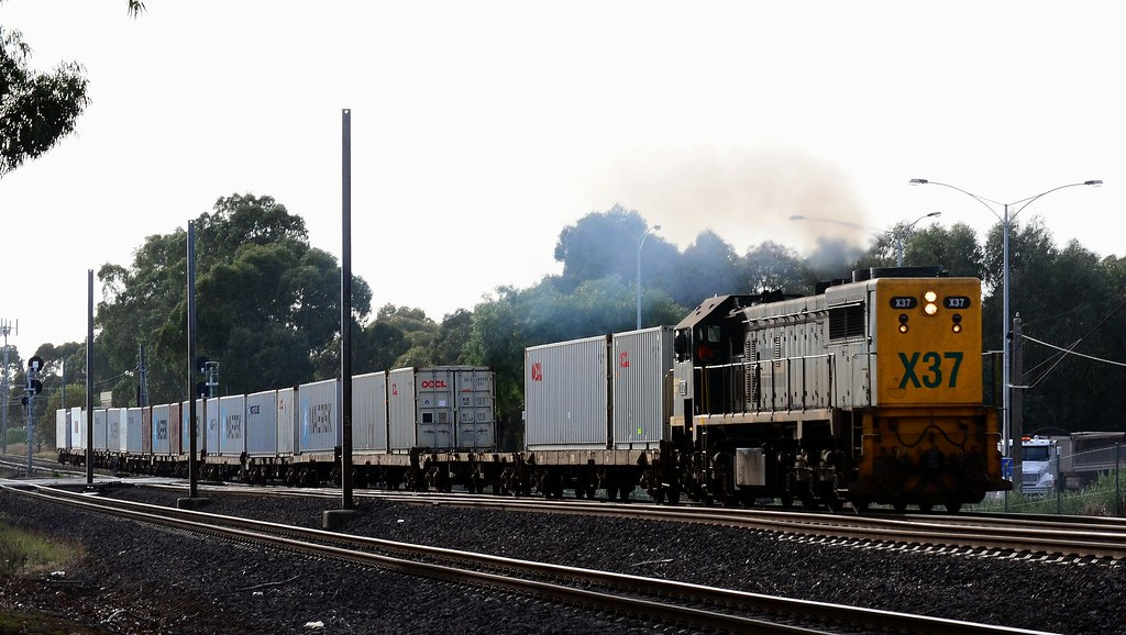 Pacific National - 9203 by Shawn Stutsel
