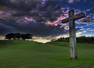 The Granite Cross | by Tobias Lindman