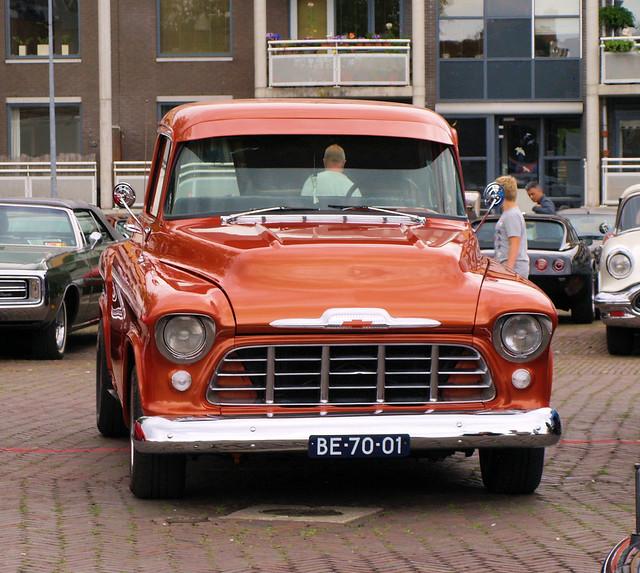 1958 Chevrolet 3100 Pick-Up Truck