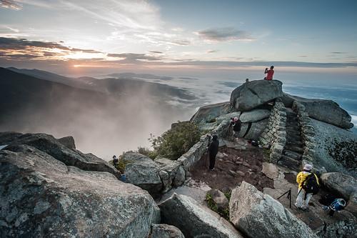morning sun mountain sunrise rocks photographers sharptop peaksofotter
