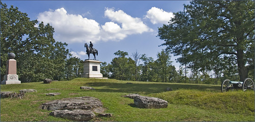 Stevens Knoll -- Gettysburg National Battlefield Park (PA) July 2012 | by Ron Cogswell
