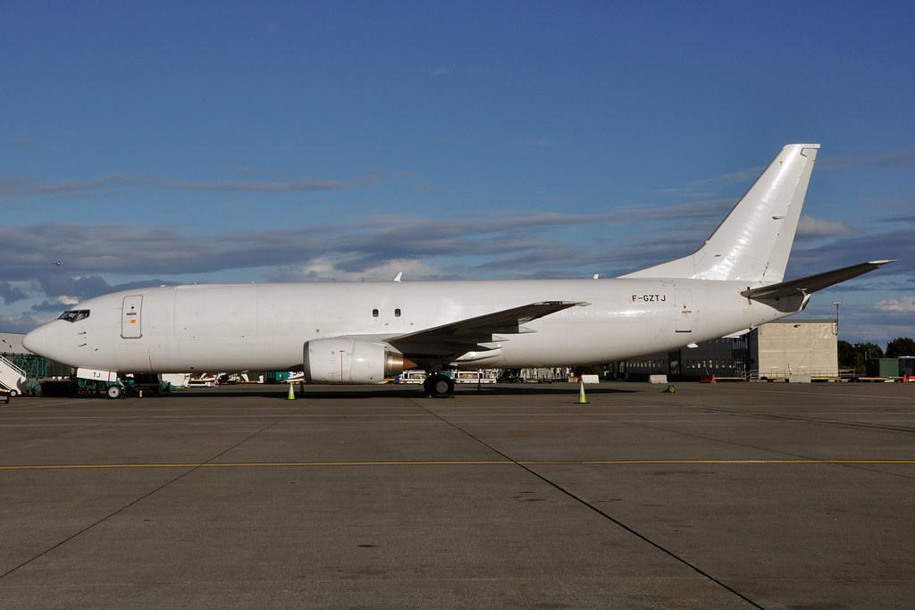 F-GZTJ B737-4S3F Europe Airpost | 29/07/2012, Dublin Airport… | Flickr