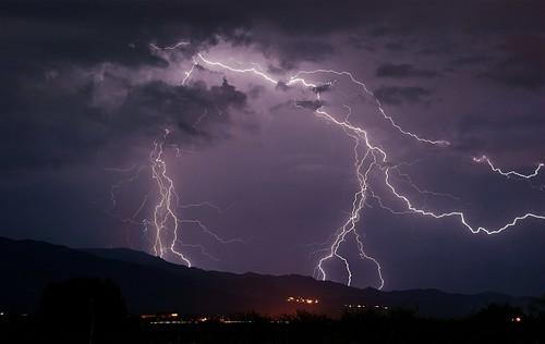 camp arizona mountain storm verde weather night landscape sony valley monsoon jerome thunderstorm lightning alpha mingus thunder a390