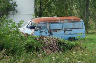 French Spot of the week?! Mazda E1600 Van   by Spottedlaurel