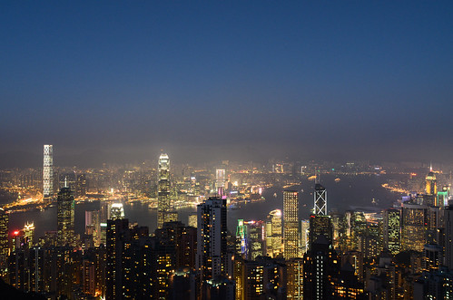 Hong Kong from the Peak | by chrisstreeter