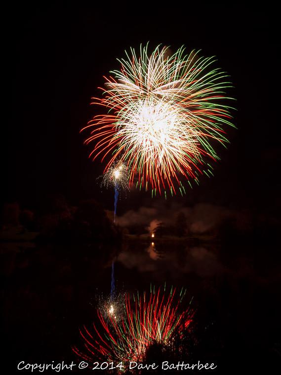 Sherborne Castle Fireworks