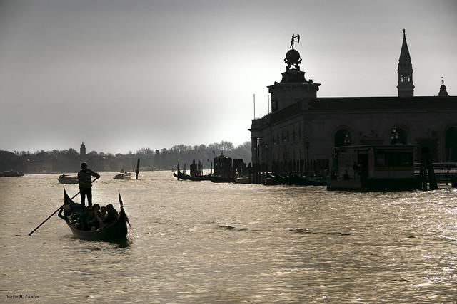 Escenas de Venecia ...