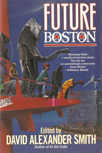 David Alexander Smith (ed) - Future Boston (Orb 1995)